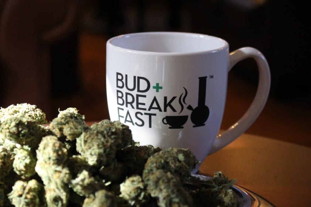 Ready for this weed friendly Illinois B&B now?