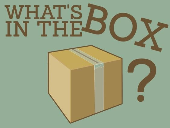 Want to discover what's new in the monthly box?